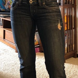 Guess Jeans - GUESS BOOT CUT JEANS